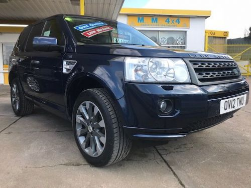 ***SOLD***Freelander 2 SD4 HSE 5SP Automatic 2012***SOLD***